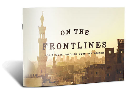 Frontline Mission Partners Booklet